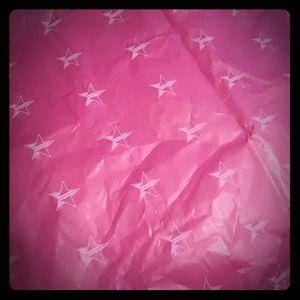 JSC Pink Logo Tissue Paper